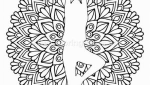 Free Printable Yoga Coloring Pages 8 Yoga Pose Mandala Coloring Pages Free Instant