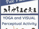 Free Printable Yoga Coloring Pages Printable Yoga Worksheet for Kids Free