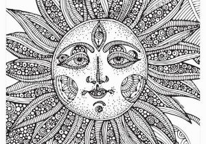 Free Psychedelic Coloring Pages for Adults Psychedelic Coloring Pages to and Print for Free