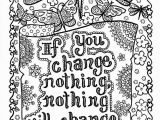 Free Quote Coloring Pages for Adults 5 Pages Instant Download Be Brave Coloring Book Inspirational Art to