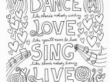 Free Quote Coloring Pages for Adults Free Coloring Book Pages for Grown Ups Inspiring Quotes