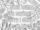Free Swear Word Coloring Pages Free Adult Coloring Pages Swear Words at Coloring Pages