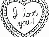 Free Valentine Coloring Pages for Preschoolers Coloring Pages Free Valentine Coloring Sheets Pages Download 3 for