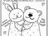 Free Valentine Coloring Pages for Preschoolers Free Valentine Printables Coloring Preschool Valentine Free