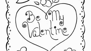 Free Valentine Coloring Pages for Preschoolers Valentine Coloring Sheets Lovely Free Printable Valentine Coloring