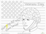 Free Veterans Day Coloring Pages Veterans Day Coloring Page