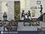 French Cafe Wall Murals Restaurant Wall Art Stock S & Restaurant Wall Art Stock