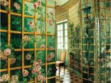 French Country Wall Murals Decorate Your Interiors with Lattice