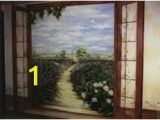 French Door Wall Murals 120 Best Wall Murals Images