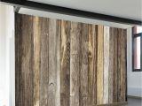 French Door Wall Murals Barn Wood Wall Mural