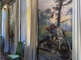 French Wallpaper Murals Ch¢teau De Fléch¨res Fareins Dombes Ain France