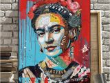 Frida Kahlo Wall Mural 27 Frida Kahlo Wall Art Kunuzmetals