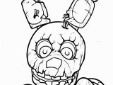 Fright Night at Freddy S Coloring Pages Print Freddy Five Nights at Freddys Printable Coloring