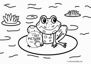 Frog and Lily Pad Coloring Pages Ideas Frog Coloring Sheet Color Picture A Animal Page Tree Ruva