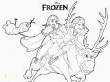 Frozen Christmas Coloring Pages Free Frozen Coloring Sheets Elegant Frozen for Coloring