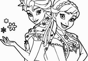 Frozen Fever Coloring Pages to Print Coloring Pages Frozen Fever Printable 12 250 Printable