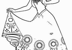 Frozen Fever Coloring Pages to Print Frozen Fever Coloring Pages at Getcolorings