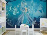 Frozen Full Wall Mural ❄ Frozen Kinderzimmer Disney Frozen Eiskönigin Elsa