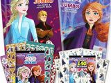 Frozen Ii Coloring Pages Disney Frozen 2 Coloring and Activity Books with Temporary Tattoos and Stickers