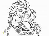 Frozen Princess Coloring Pages Free Elsa Coloring Pages Printable
