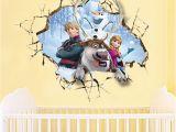 Frozen Wall Mural Wallpaper Elevenfy