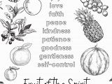 Fruit Of the Spirit Coloring Page Pdf Bible Verse Coloring Pages for Adults Free Printables