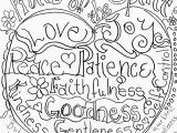 Fruit Of the Spirit Coloring Page Pdf Luxury Free Peace and Love Coloring Pages