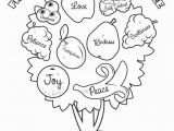 Fruit Of the Spirit Coloring Page Pdf Printable Fruit Coloring Pages at Getdrawings