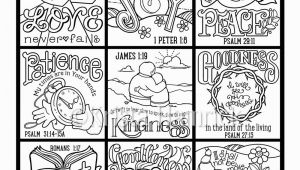 Fruit Of the Spirit Coloring Pages Pdf the Fruit Of the Spirit Coloring Page In Three Sizes 8 5×11