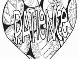 Fruit Of the Spirit Patience Coloring Page Patience Fruits Of the Spirit Coloring Pages