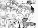 Fruits Basket Manga Coloring Pages 140 Best Fruits Basket Images