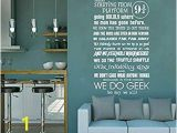 Full Wall Decal Mural In This House We Do Vinyl Wall Sticker Mural Amazon