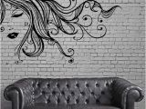 Full Wall Decal Mural Pin On Music