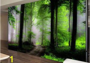 Full Wall Mural Wallpaper Details About Dream Mysterious forest Full Wall Mural