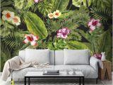 Full Wall Murals Uk Couture Jungle Flora Mural Graham & Brown Uk Tropicana