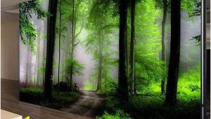 Full Wall Photo Murals Details About Dream Mysterious forest Full Wall Mural