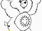 Funshine Care Bear Coloring Pages 74 Best Care Bears Images On Pinterest