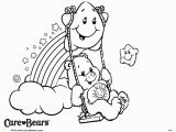 Funshine Care Bear Coloring Pages Color In some Fun with This Funshine Bear Coloring Page From