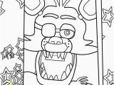 Funtime Foxy Coloring Pages Foxy Coloring Pages Awesome Fnaf Coloring Pages Beautiful Elegant