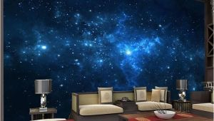 Galaxy Wall Mural Diy Pre Azul Galaxy Wall Mural Beautiful Nightsky Foto Fondo
