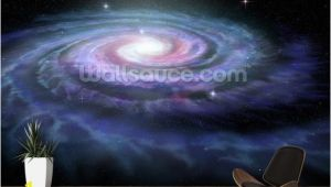 Galaxy Wall Mural Uk Spiral Galaxy Milky Way