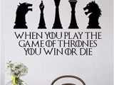 Game Of Thrones Wall Mural Amazon Game Of Thrones Wall Decor when You Play the Game Of