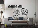 Game Room Wall Murals Amazon Gamer Video Game Wall Decals Controller Stickers Home