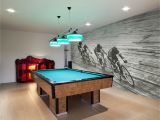 Game Room Wall Murals Cycling Wallpaper Mural by