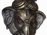 Ganesh Elevation Wall Mural Vastu Ganesha गणेश Idol Tips & Guide for Living Room