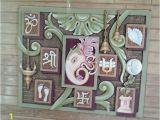 Ganesha Mural Wall Art Ganesha