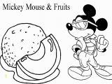 Gangster Mickey Mouse Coloring Pages Juni 2012