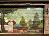 Garden Murals for Outdoors Exterior Painted Murals