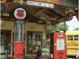 Gas Station Wall Murals 76 Best Vintage Gas Pumps Images