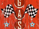 Gas Station Wall Murals Last Chance Gas Maddox Bedroom